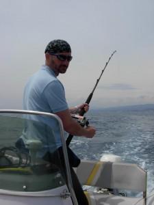 Pesca curri de fondo Sergi Burillo