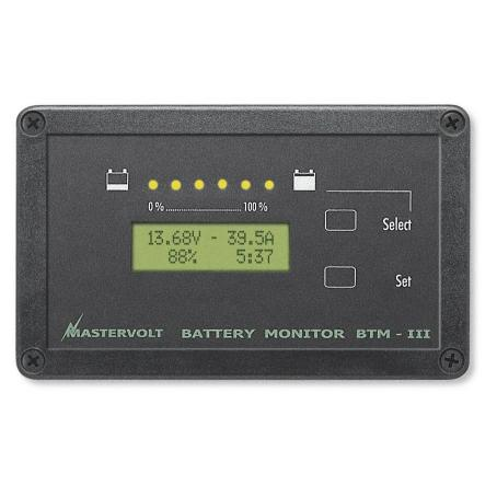 Mastervolt Monitor battery btm III