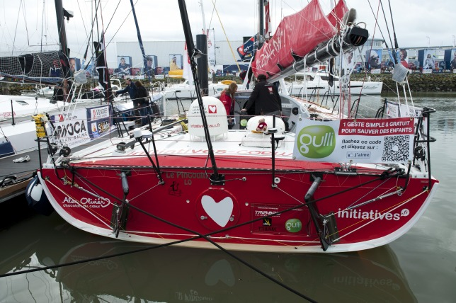 Initiatives-Coeur. Fuente Vendee Globe