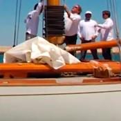 barco velero alfonso XIII hispania repor