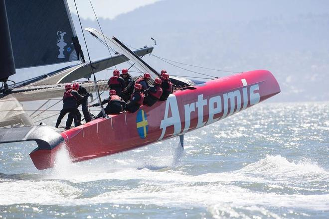 Artemis. Fuente Sail World
