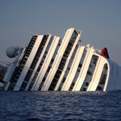 Costa Concordia. Fuente The Atlantic