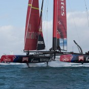 Emirates Team New Zealand. Fuente VSail