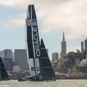 BMW Oracle Team. Fuente AC
