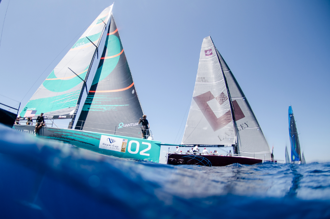 regata ibiza 52 super series