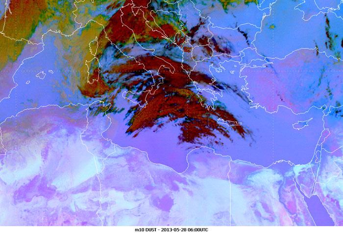 imagen satelites meteorologicos
