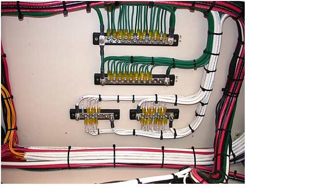 Circuitos eléctricos a bordo