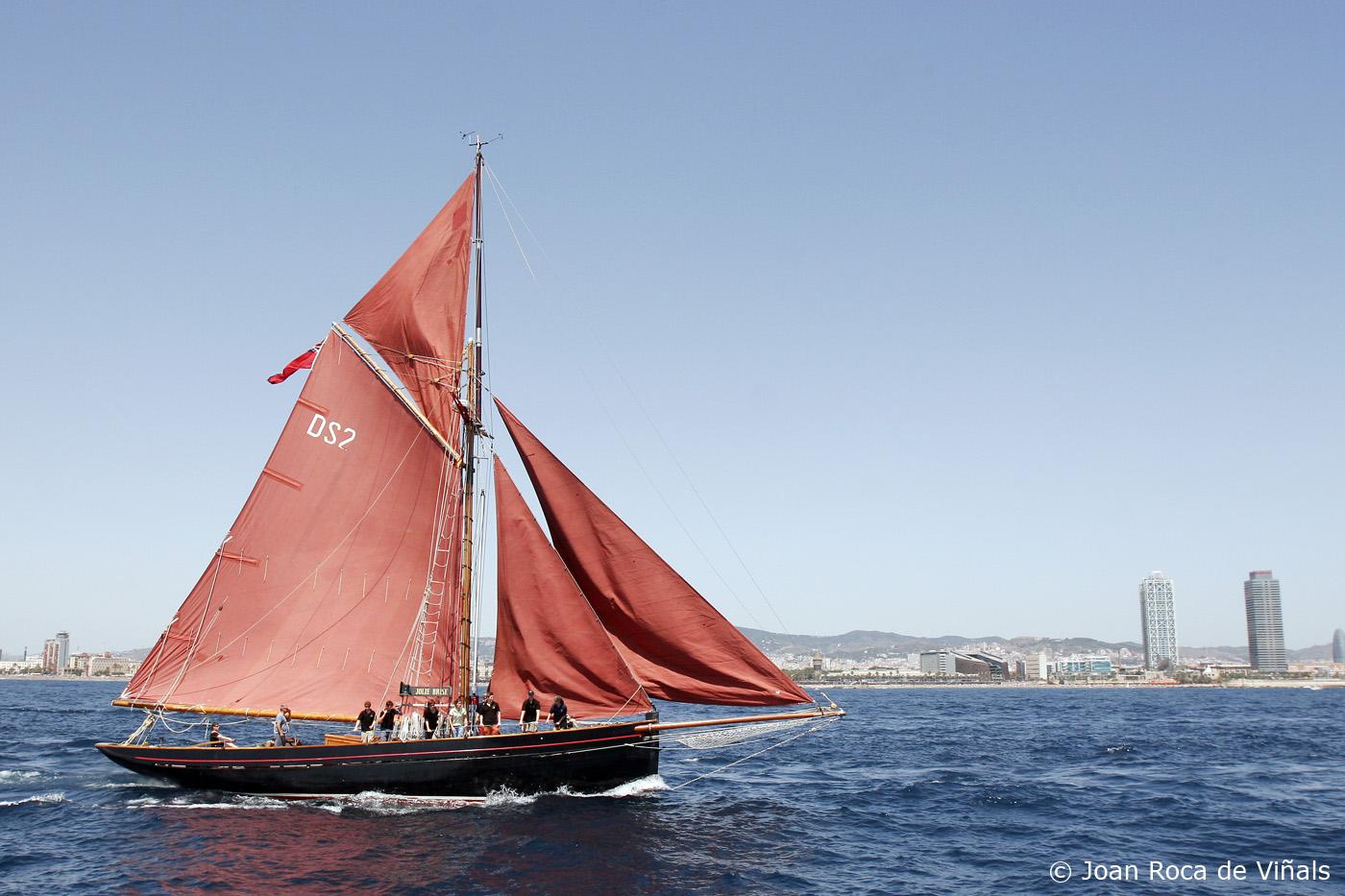 Mediterranean Tall Ship Regatta. Fuente MTSR