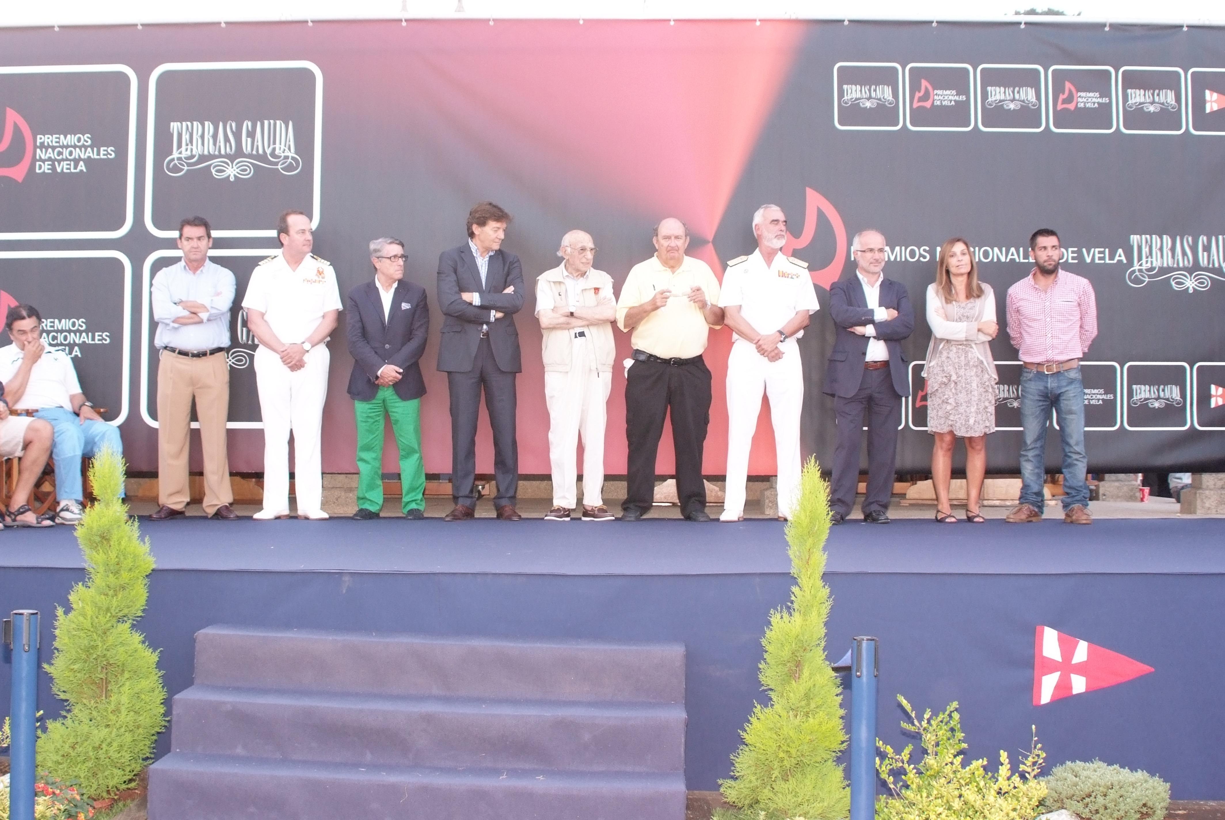 Premios Nacionales de Vela 2011.