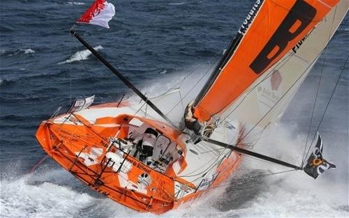 Navgación Oceánica a Vela