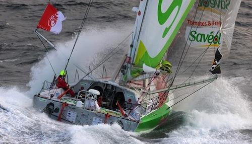 Navegación Oceánica a Vela