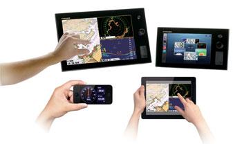 Sistema Touch TZ de Furuno