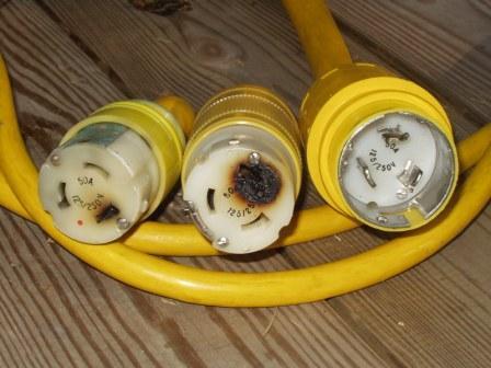 Cable de toma de tierra