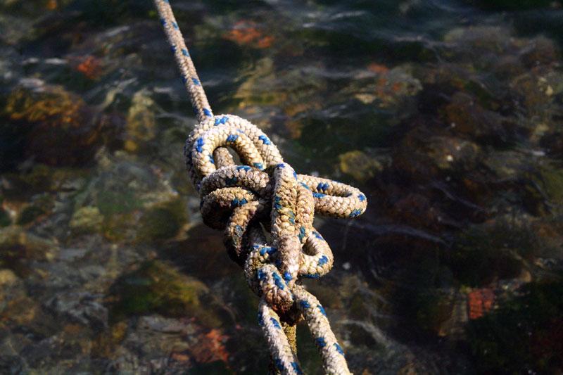el nudo marinero