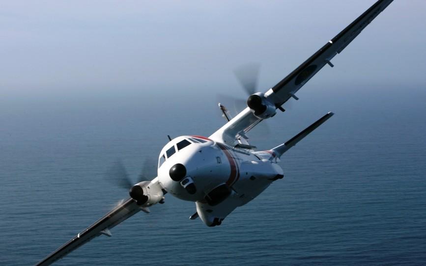Avión EADS CASA CN-235-300 Fuente: www.salvamentomaritimo.es
