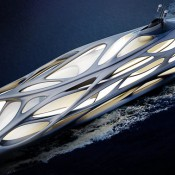 Mother Ship 128 m. Fuente Unique Circle Yachts