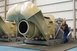 Water Jet de elevada potencia . Fuente Hamilton