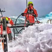 Crédito:  Hamish Hooper/CAMPER ETNZ/Volvo Ocean Race