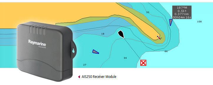 AIS 250 de Raymarine