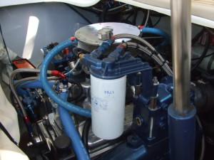 Sistema de filtrado de aceite
