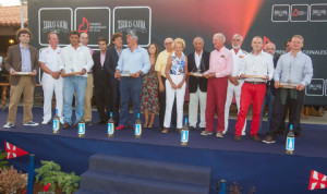 Galardonados Premios Nacionales de Vela