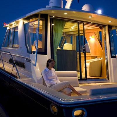 iluminaci n a bordo de yates parte i