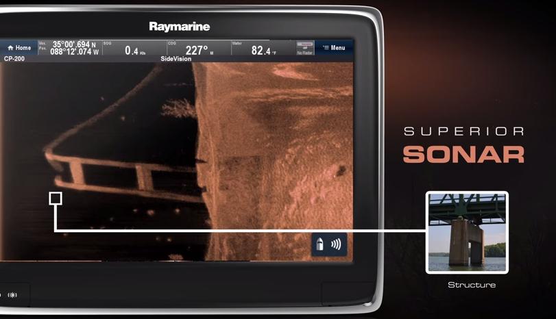 Raymarine CP200 1