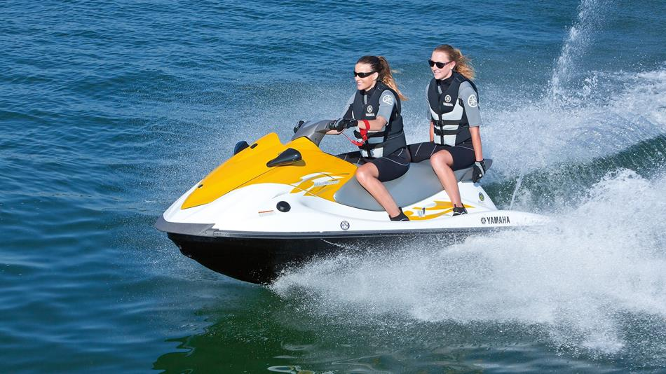 moto agua yamaha v1