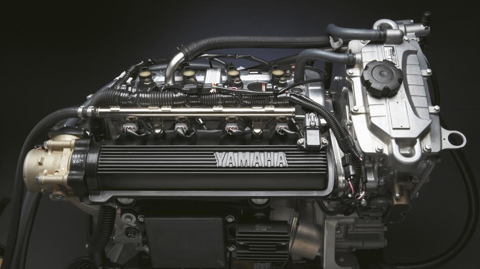 motor yamaha doch