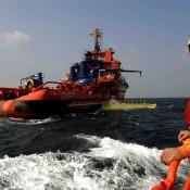 Buques-salvamento marítimo