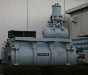 Motor MHD del Yamato I