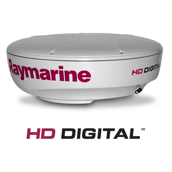 radar digital raymarine