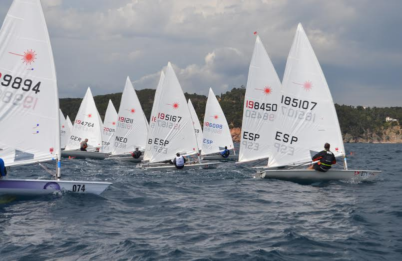euro laser master cup 2016