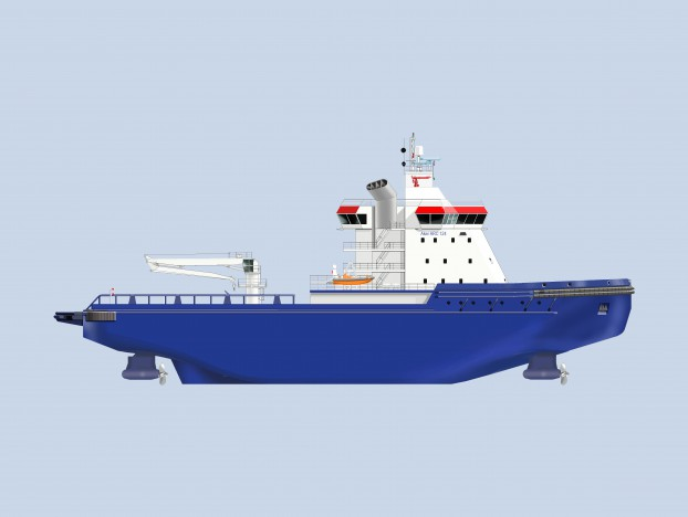 Yamal-LNG-Icebreaker-First-to-Test-Wärtsilä-31-Engines-622x468